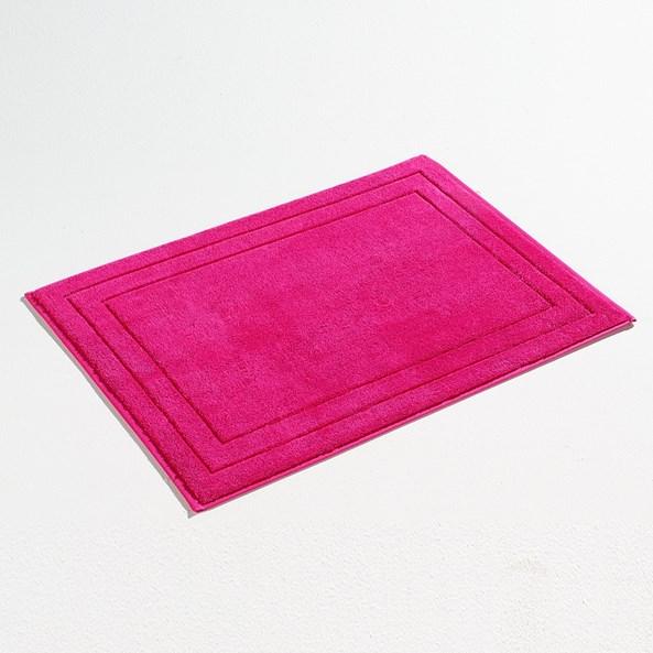 Dywanik łazienkowy Jaśmina różowy
