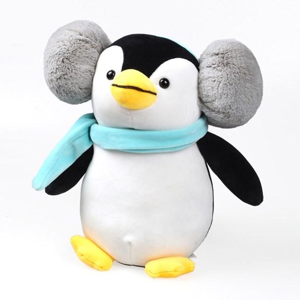 Detská hračka Tučniak modrý