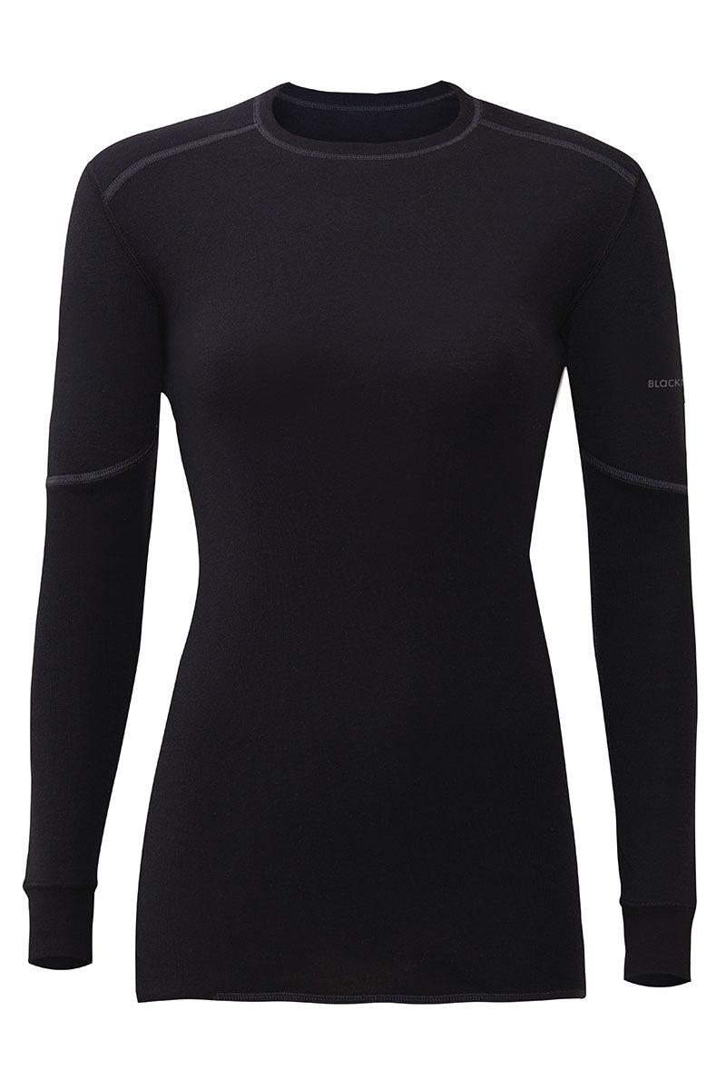 Bluza dama BLACKSPADE Thermal Extreme, material functional imagine