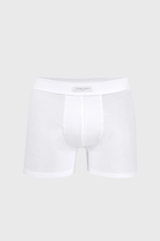 Boxeri barbatesti Cottone Nature, alb imagine