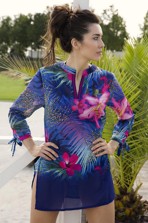 Rochie de plaja Kristin Lentiggini-a-Mila-Swimwear