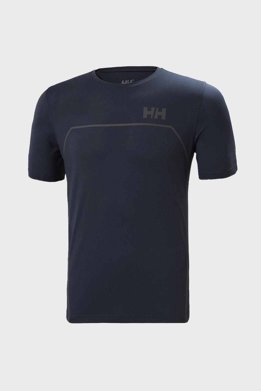 Tricou Helly Hansen, albastru inchis imagine