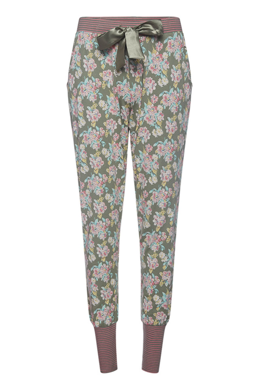 Pantalon pijama Flowers imagine