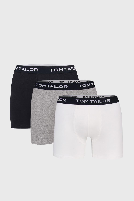 3 PACK boxeri Tom Tailor
