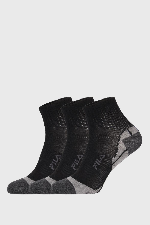 3 PACK FILA Multisport, negru imagine