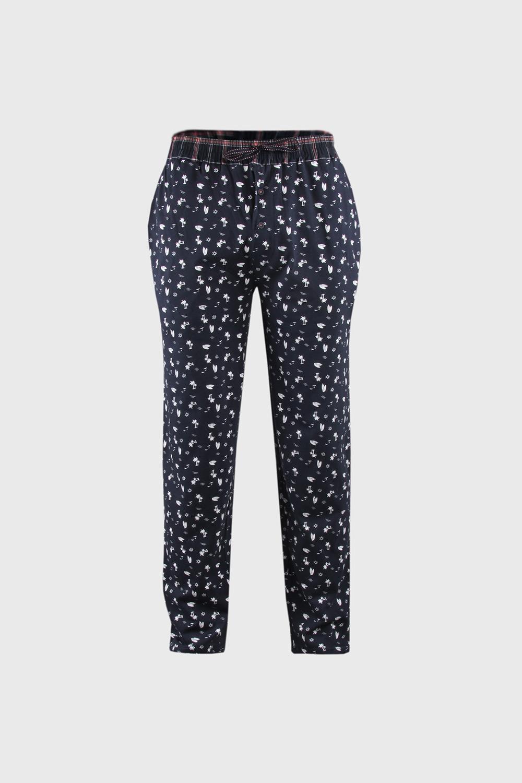 Pantalon de pijama pentru barbati, albastru