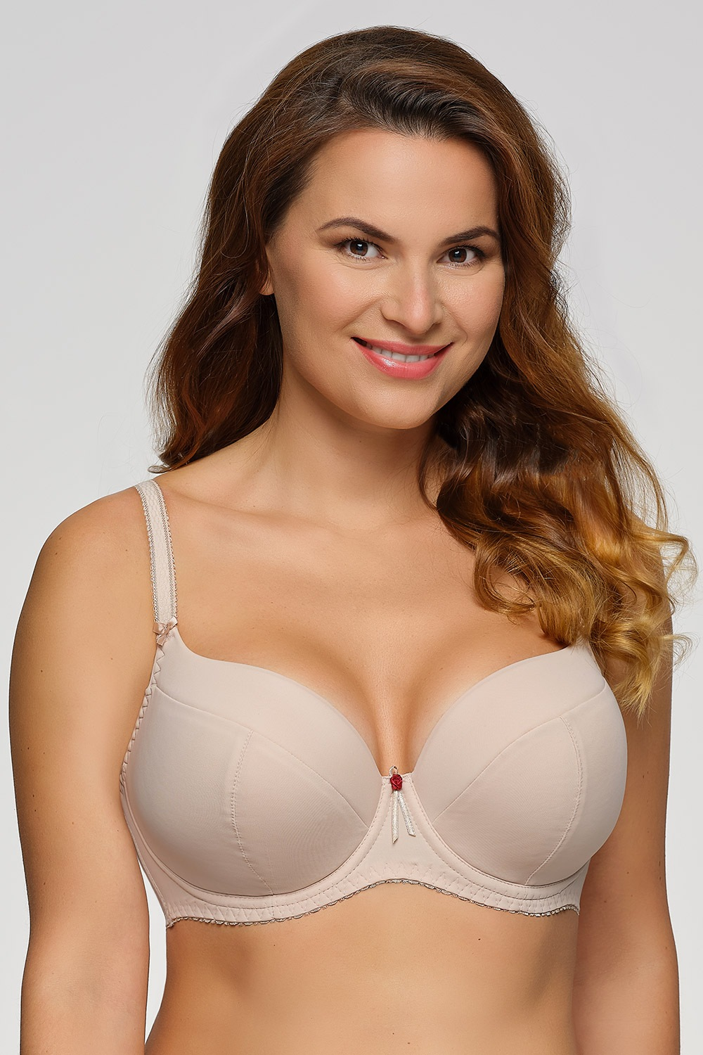 Sutien Monique Beige intarit