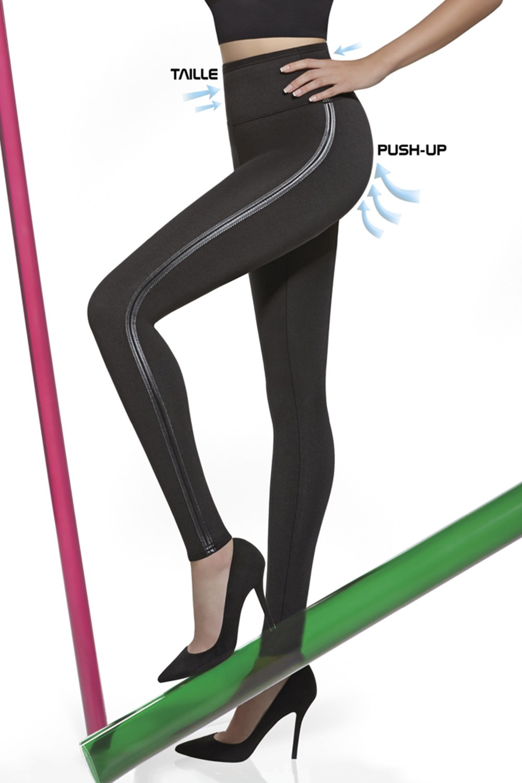 Mid-Colant modelator Angelica cu efect Push-Up imagine