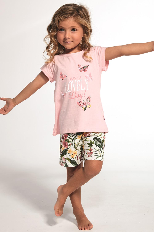 Pijama fetite Butterfly