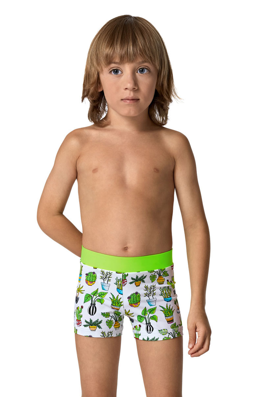 Costum de baie Funny, pentru baieti imagine