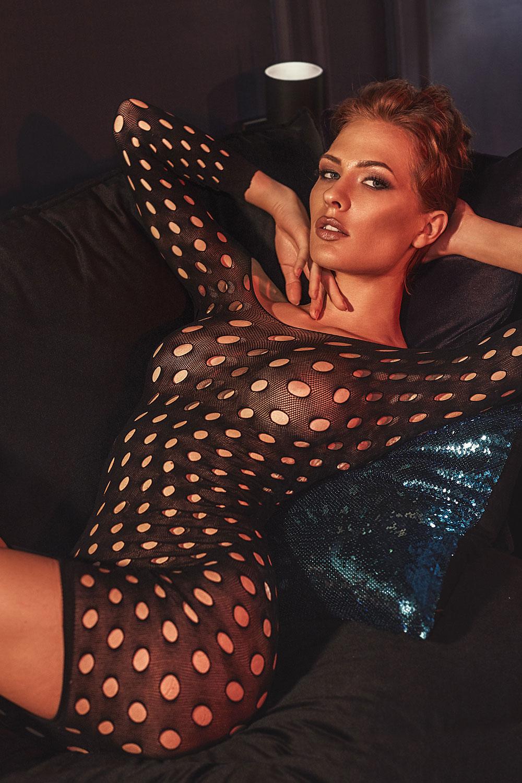 Rochie seducatoare bodystocking Ciao