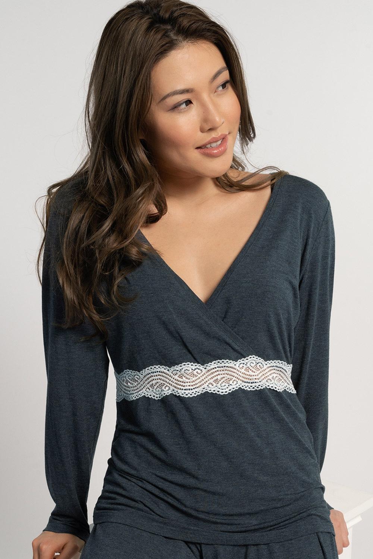 Bluza de pijama Henrietta imagine
