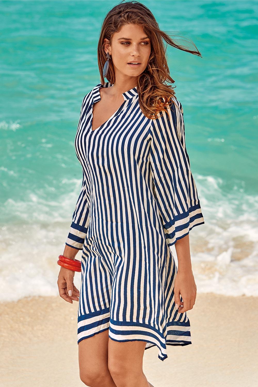 Rochie de plaja Rossella Blue David-Mare