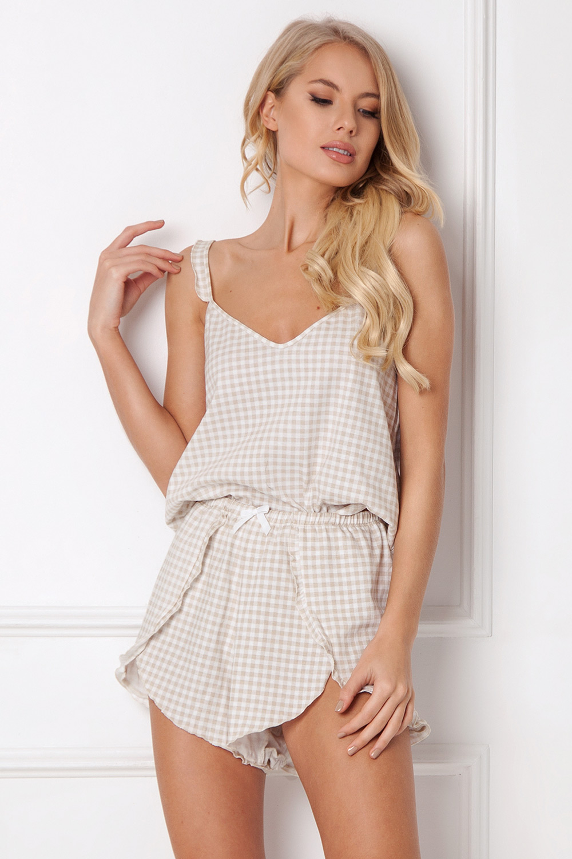 Pijama dama Ginny, scurt