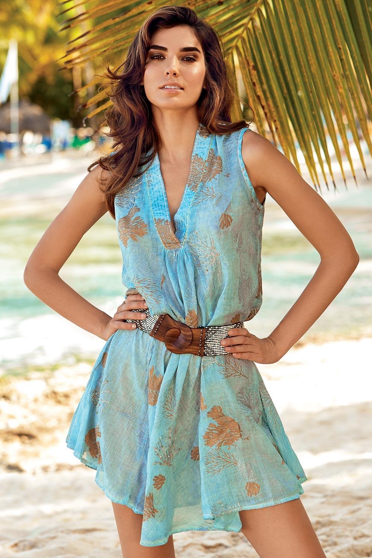 Rochie de plaja Mika Iconique