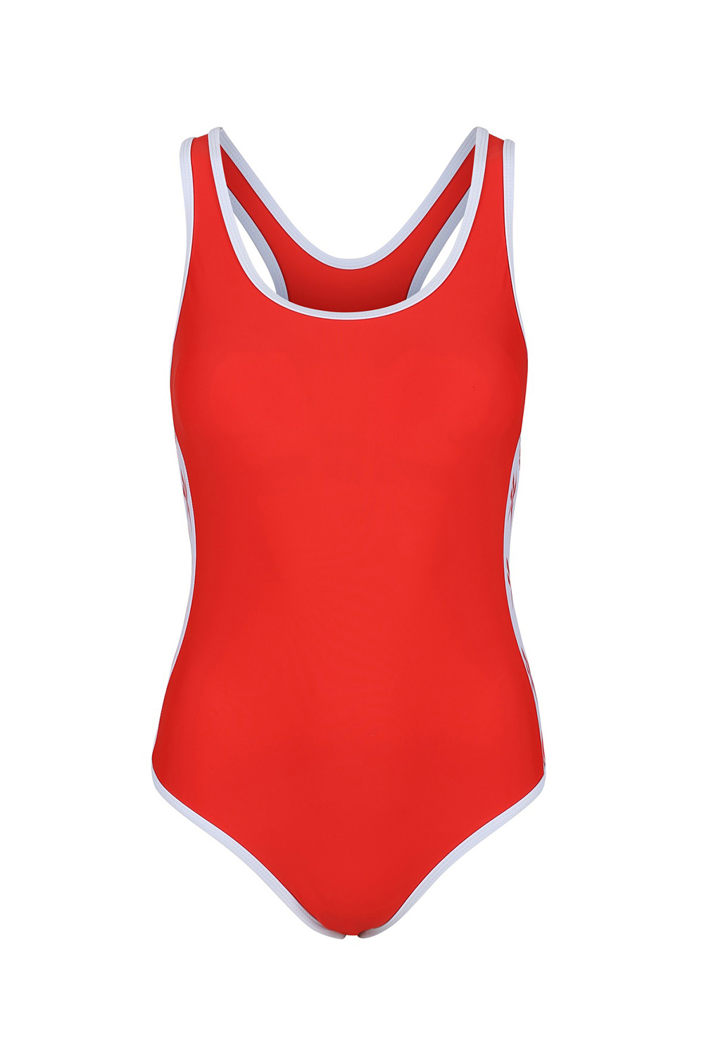 Costum de baie intreg Reebok Alyssa Red