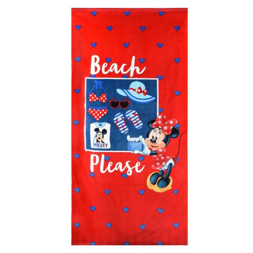 Prosop plaja fetite Minnie imagine