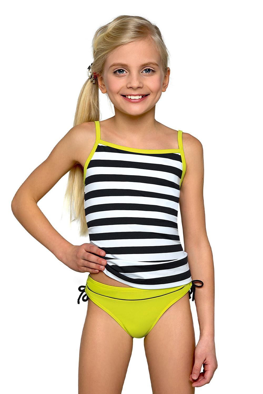 Costum de baie doua piese Sunny, pentru fetite