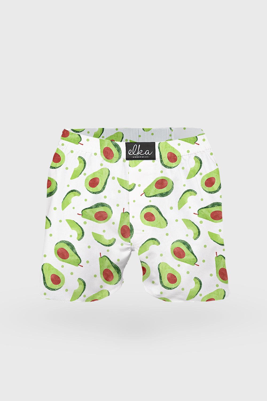 Sort ELKA LOUNGE, model cu avocado imagine