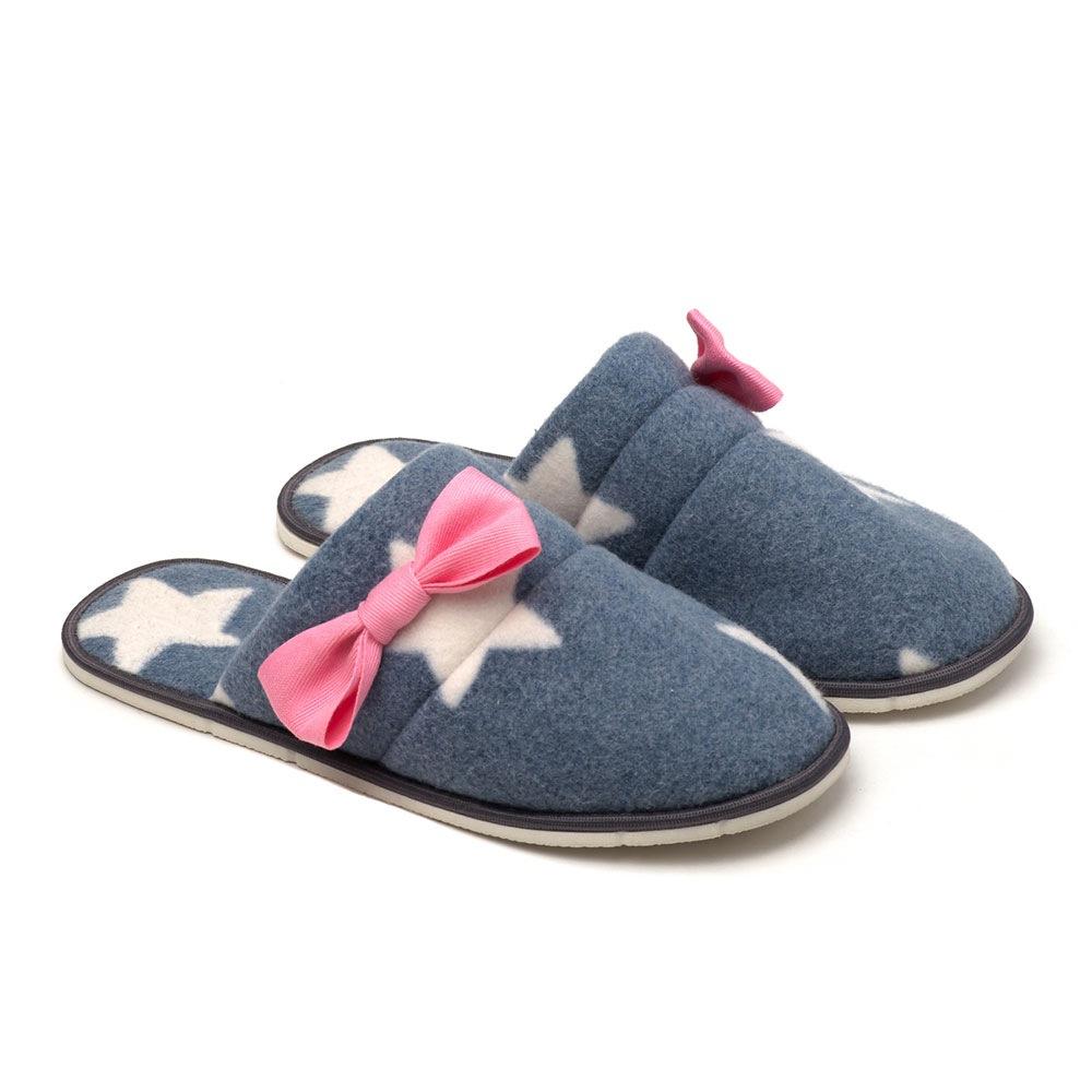 Papuci de casa Nancy imagine