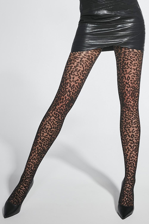 Dres dama Panther 40DEN, cu model imagine
