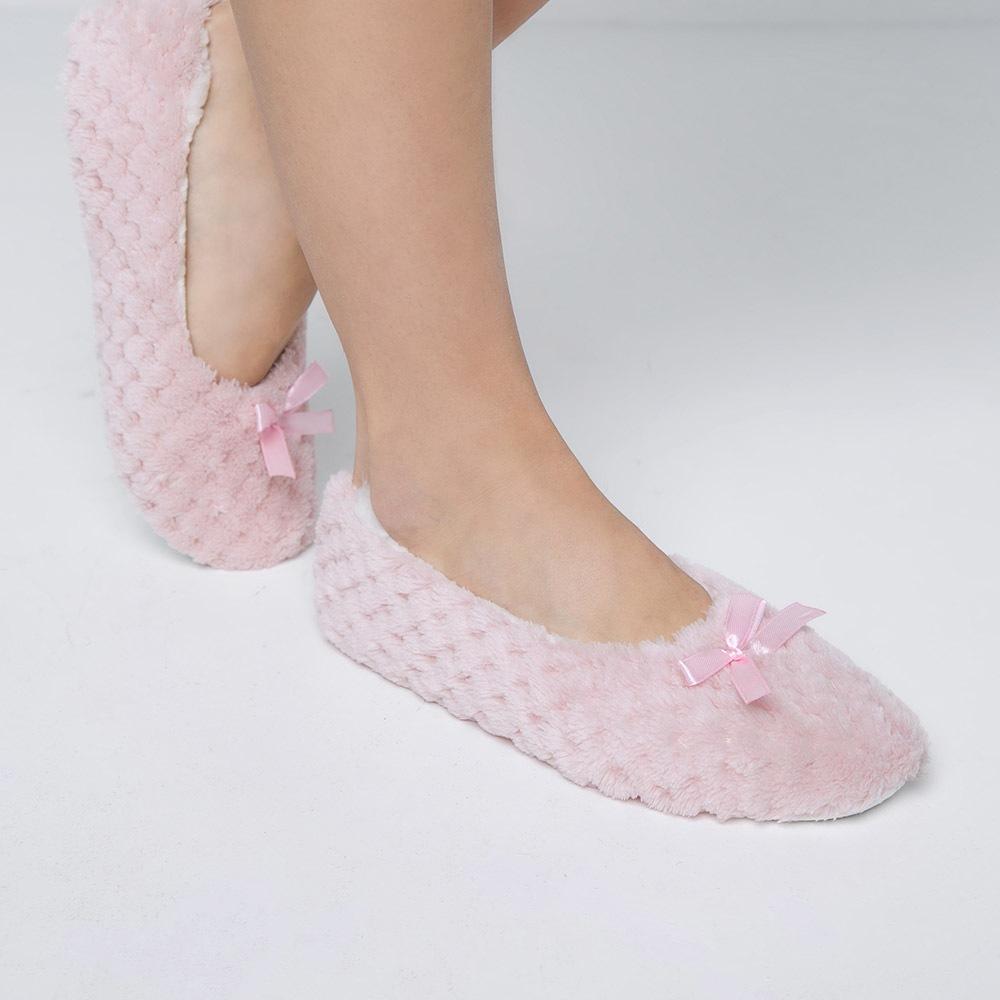 Papuci de casa caldurosi Queen imagine