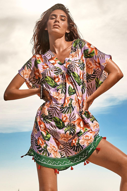 Rochie de plaja Marilena Vacanze